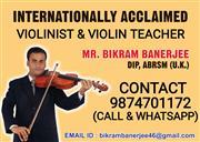 BEST VIOLIN TEACHER INDIA