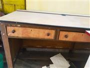 Wooden Computer table and wooden Secretariate Table