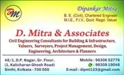 D. Mitra & Associates(Property Valuer & Chartered Engineer)