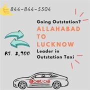 Taxi Service At Affordable From Allahabad To Lucknow