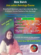 Raksha Astro Matrix online Classes